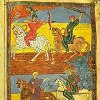 SIGLO VIII (LLEGADA)
